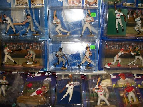 22 Starting Lineup MLB Doubles & Figures 97-99 – A4