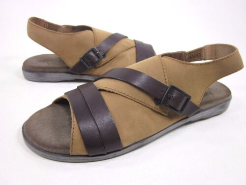 Us Sandales Mode Neuf Otbt Femmes Taupe Pierz 8 Taille M Cuir xqwt10t