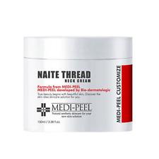 Medi Peel Naite Thread Neck Cream 100ml Anti Wrinkle Whitening K-beauty I3