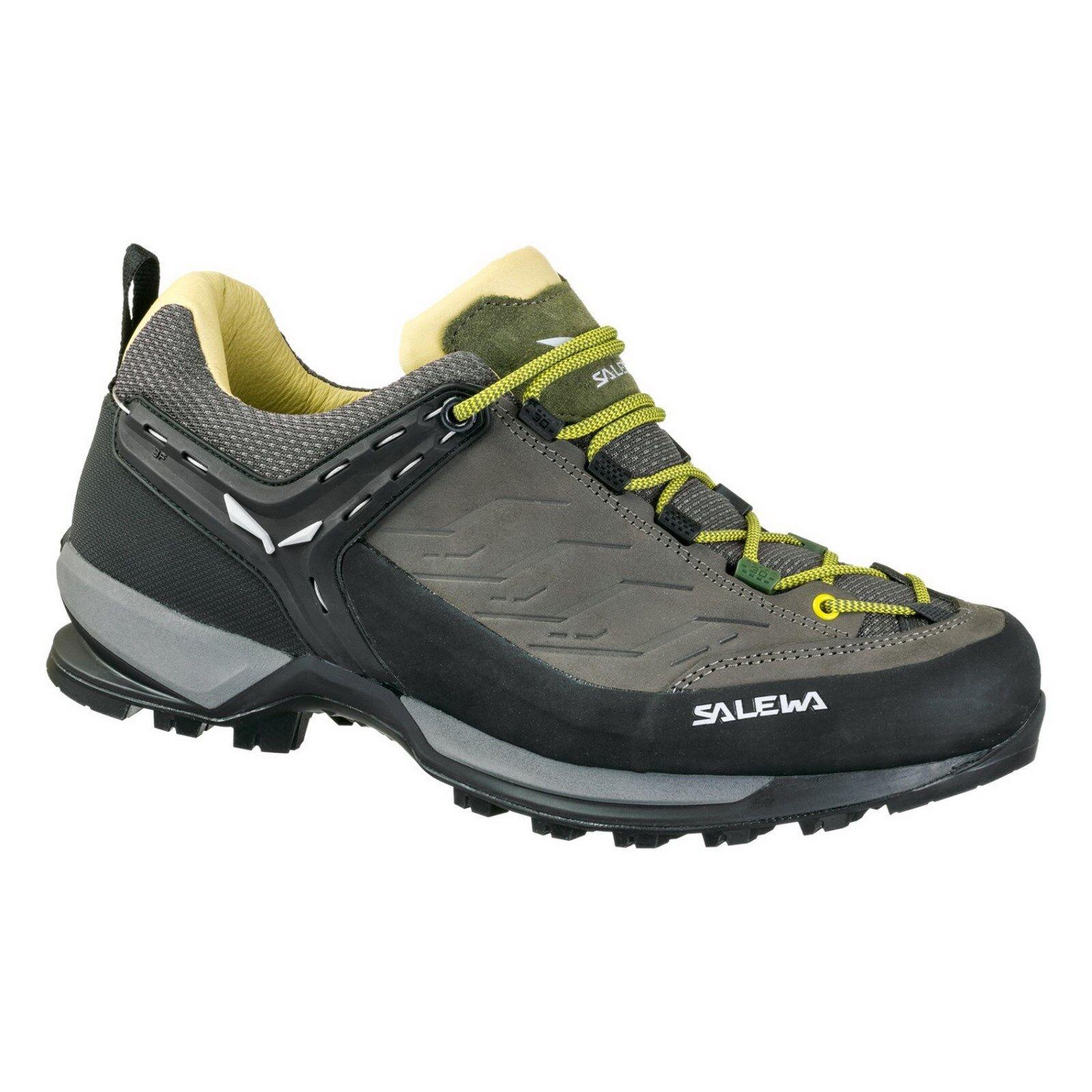 Salewa señores botín de senderisml, zapatos de piel MTN entrenador Leather Man Salewa  nuevo