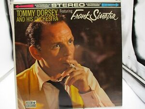 Tommy Dorsey and his orchestra featuring Frank Sinatra LP CXS186  VG+ c VG+