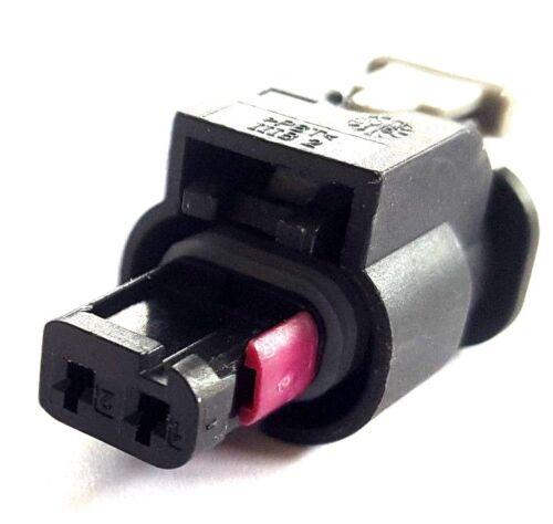 VW VAG 2 Pin Conector 1.2mm Sellado Kit 07P973702 Árbol De Levas Ajustador Freepost
