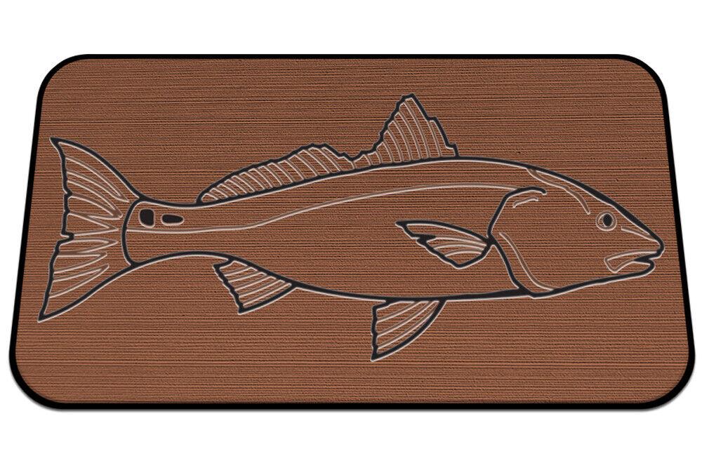 Usatuff Cooler Pad Para Yeti 75qt-SeaDek Marine Eva Mat-Bronceado Negro-Gallineta