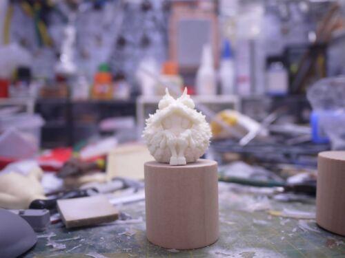 Garage Resin Figure Frog Unpainted Resin Model Kit