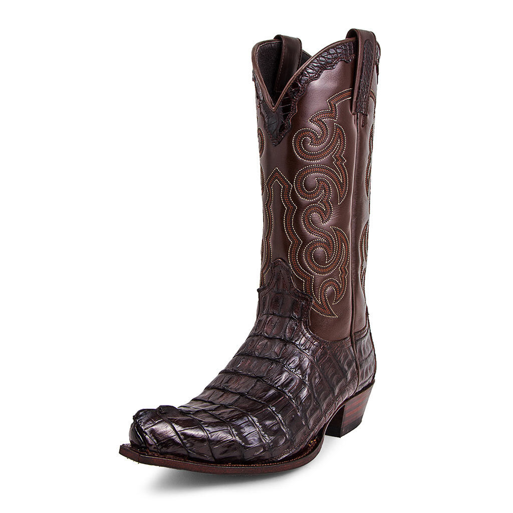 SENDRA botas caïman 10004 COLA CRESTA marrón
