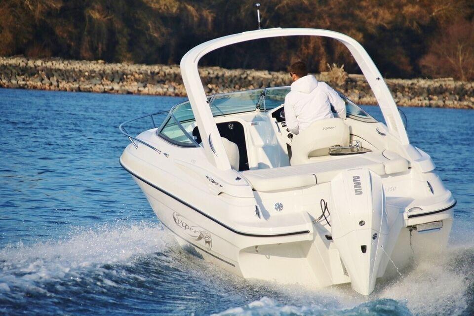 Viper 750, Motorbåd, årg. 2019