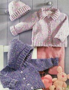 67e7b24f1ec Image is loading 1423-Prem-Baby-Boy-Girl-DK-Hat-Jacket-