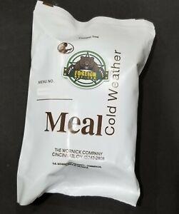 Meal Cold Weather Ration MRE Random Pick Date 08/2022
