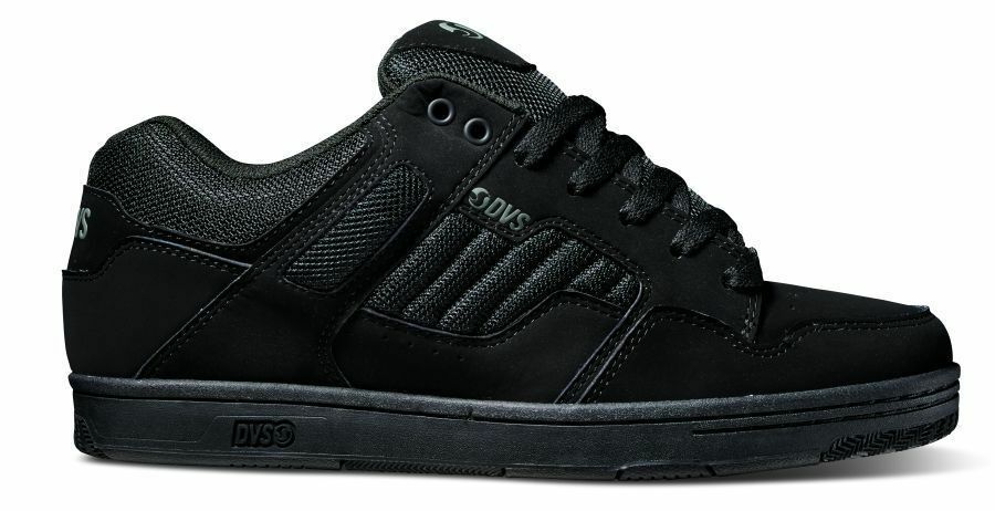 DVS ENDURO 125 Black Leather Mens DVF0000278 001 FAST SHIPPING