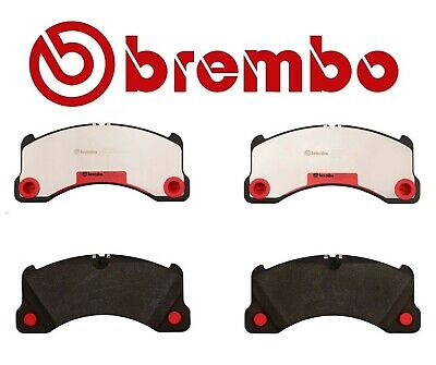 Front Ceramic Brake Pads For 2008 2009 2010 VW VOLKSWAGEN TOUAREG