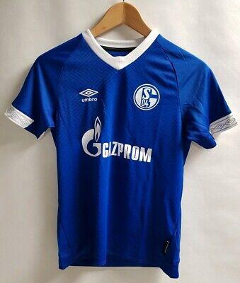 OSFA Umbro Schalke 04 Mütze schwarz S04 Fan Strickmütze Erwachsene Kinder Gr