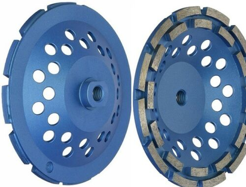 "8 PIECE Grinding Cup Wheel concrete travertine sandstone mortar floor brick 7/"""