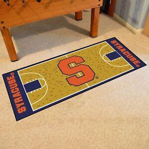 Syracuse-Orange-30-034-X-72-034-Basketball-Court-Runner-Area-Rug
