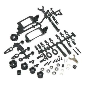 Axial-Racing-AX31181-Yeti-Transmission-2-Speed-Hi-Lo-Components