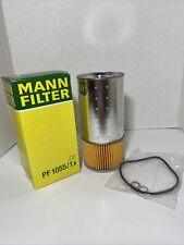 ÖLFILTER MANN-FILTER PF 1055//1 X