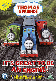 1 of 1 - Thomas The Tank Engine And Friends: It's Great To Be An Engine! [DVD], DVD | 503