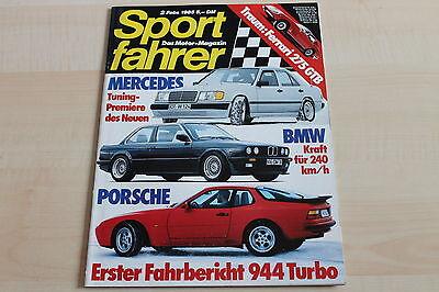 Porsche 944 Turbo 2019 Neuestes Design 149755 Sport Fahrer 02/1985 Fiat Panda Cabrio Von Kk