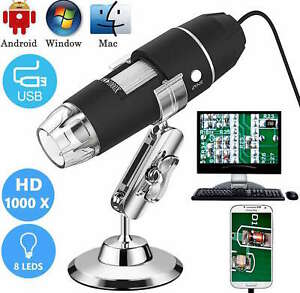 1000X-Zoom-8-LED-USB-Microscope-Digital-Magnifier-Endoscope-Camera-Video-NYPR