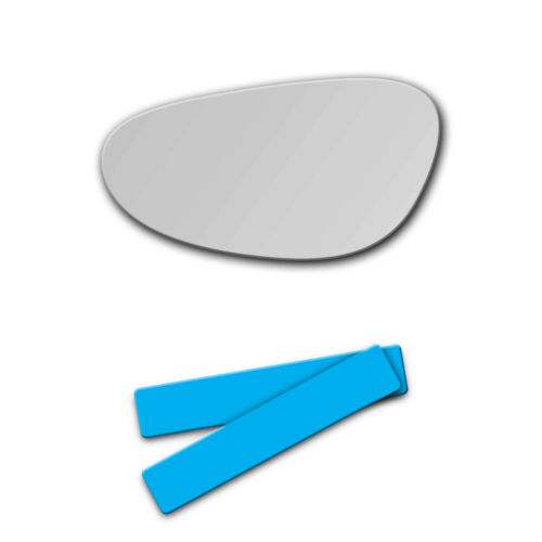 S-835L Replacement Mirror Glass for PORSCHE 911 Boxster Driver Side View Left LH