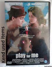 romantiek PLAY FOR ME dvd NED. ONDERTITELS nieuw sealed DVD5 REGIO 2 New
