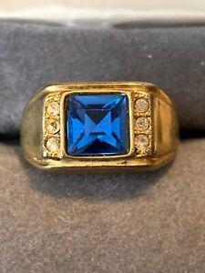 Vintage Avon Rings Sterling Silver