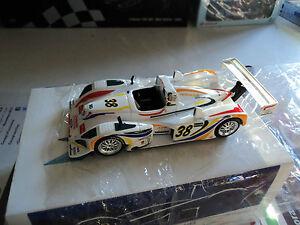 Spark 1/43 Lola B2k Porsche n ° 38 Daytona 2001