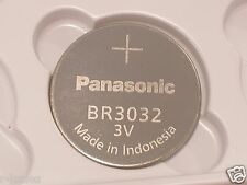 3 BULK Panasonic BR3032 BR 3032 3v Lithium Battery