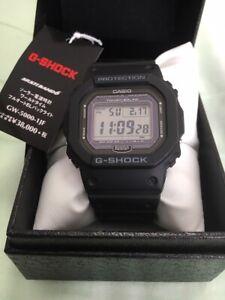 7a4650ed6e0 NEW CASIO G-SHOCK GW-5000-1JF Solar Radio Watch Multiband 6 JAPAN