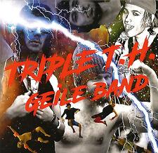 TRIPLE T.H. - GEILE BAND (CD DEMO) NEU HARDCORE HC PUNK HARDCOREPUNK Hanover DIY