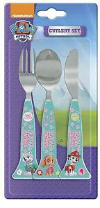 Paw-Patrol-Girls-3-Piece-Triangle-Shaped-Cutlery-Set