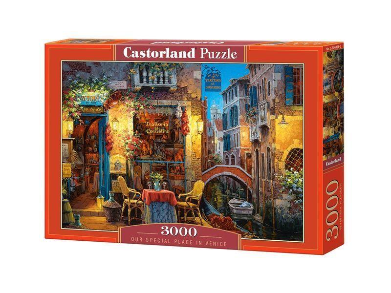 Castorland Puzzle 3000 Pieces - Venice - 92 x 68cm / 36 x27  Sealed box C-300426