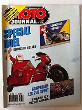 N°774 MOTO JOURNAL; Spécial Noël/ Contact Axis/ Comparatif 250 Sport/ TZR et Gam