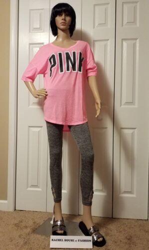 attillato boyfriend e completo rosa segreta di lavanda Victoria's Maglia Secret zZwRR
