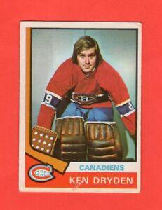 1974-75-O-Pee-Chee-OPC-155-Ken-Dryden-no-crease