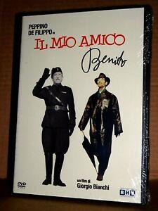 IL-MIO-AMICO-BENITO-DVD-Giorgio-Bianchi-Peppino-De-Filippo-NUOVO-SIGILLATO