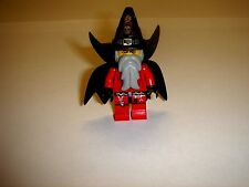 Lego Castle Evil WIZARD Minifigure New Minifig from Set 7093