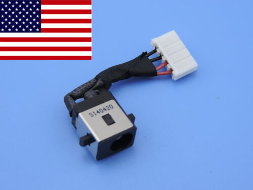DC IN Power Jack Cable Harness for TOSHIBA SATELLITE E45T-B Series E45T-B4106