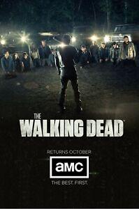 the walking dead season 7 sverige