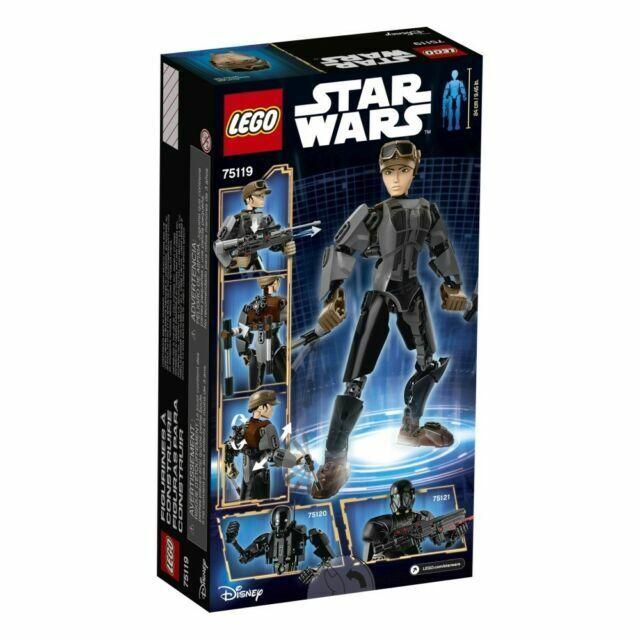LEGO Star Wars 75119 Sergeant JYN ERSO Neu OVP