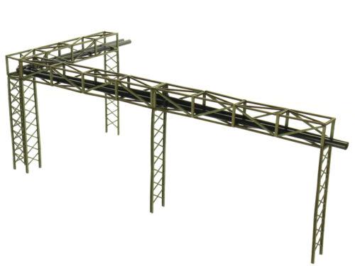 tubo puente-pista N-nuevo Modelo ferroviario Unión n-i00019