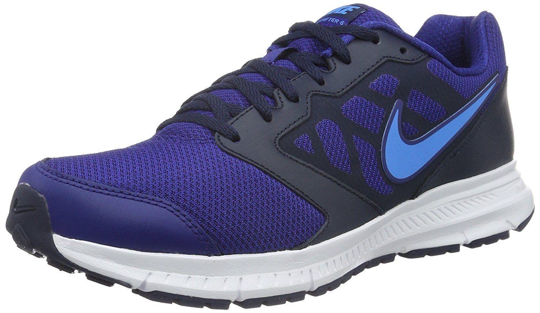 Nike Downshifter 6 Men's Training Shoes Deep Royal Blue/Blue Glow 684652 417 Seasonal clearance sale