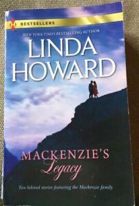 Linda Howard-Mackenzie's Legacy: The Beloved Stories ...