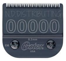 Oster Titan # 00000 Diamox Detachable Clipper Blade #76918-606 76, Powerline NEW
