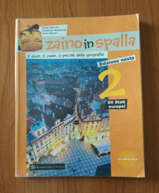 Zaino in spalla 2 - Gli Stati Europei
