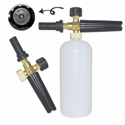 MJJC Snow Foam Lance Sope Spray Jet Pressure Car Washer Gun For Karcher K2-K7
