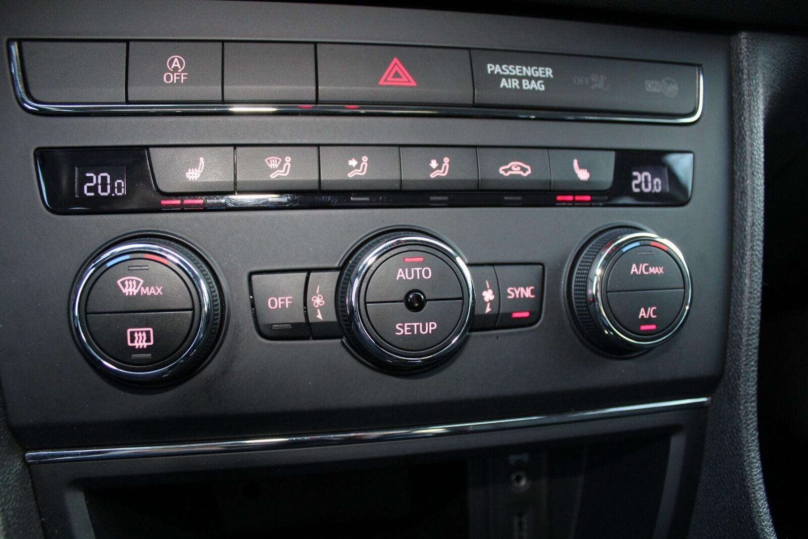 Seat Leon 1,0 TSi 115 Style ST - billede 13