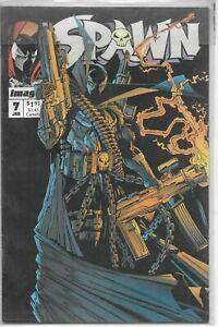 Spawn-7-McFarlane-Image-Comic-1st-Print-1992-VF