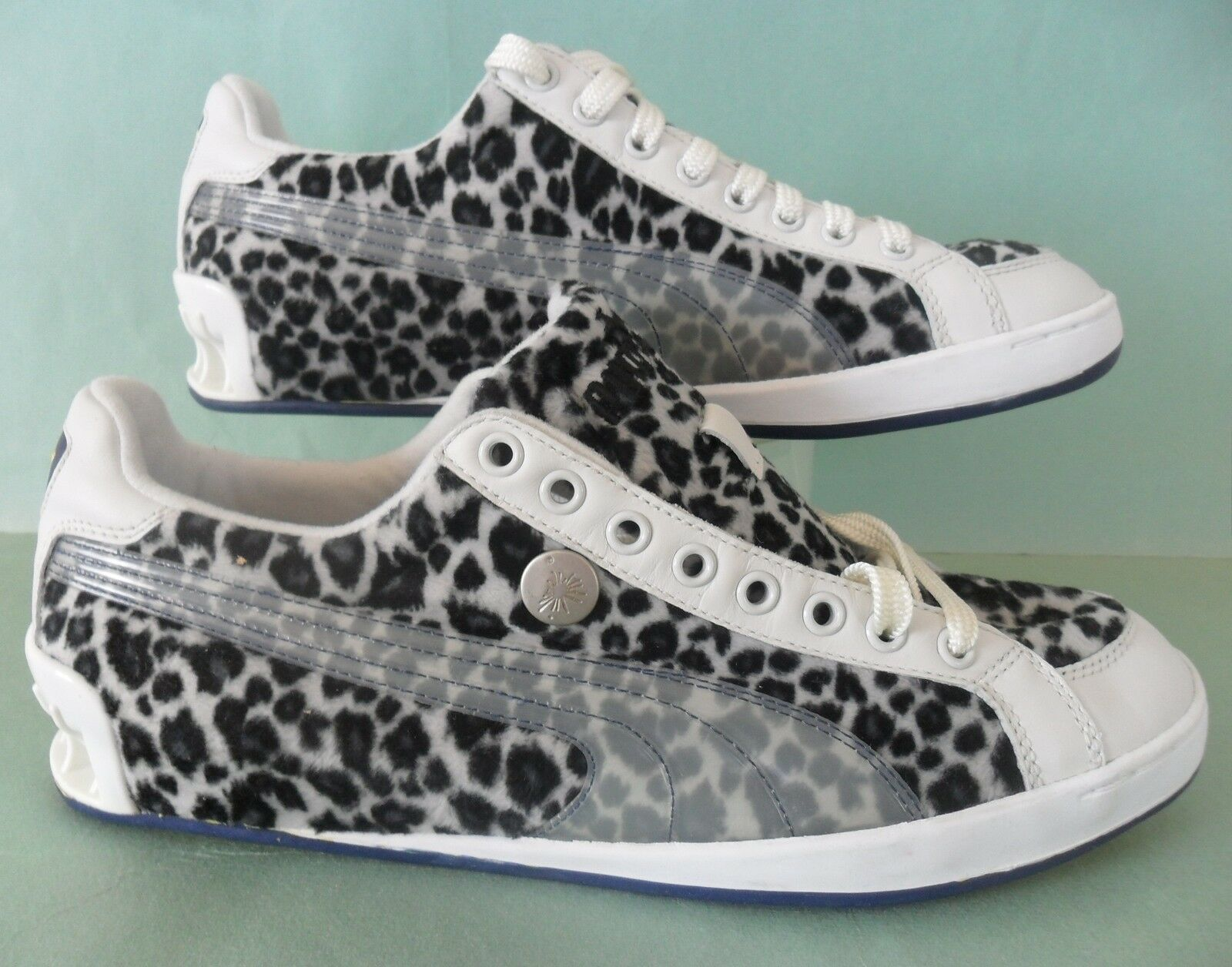 Rare ~ Puma my-20 Snow Leopard ~ Mihara Yasuhiro Furio ~ cat futuro velocidad zapatos ~ Furio hombre 9 b83c37