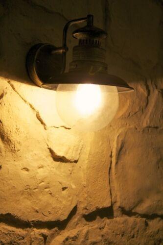 Muro exterior pared lámpara lámpara de cristal lámpara exterior lámpara de pared muro exterior lámpara hoflampe