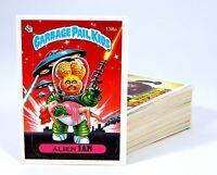 1986 Topps Garbage Pail Kids 4th Series 84 Card A & B Set
